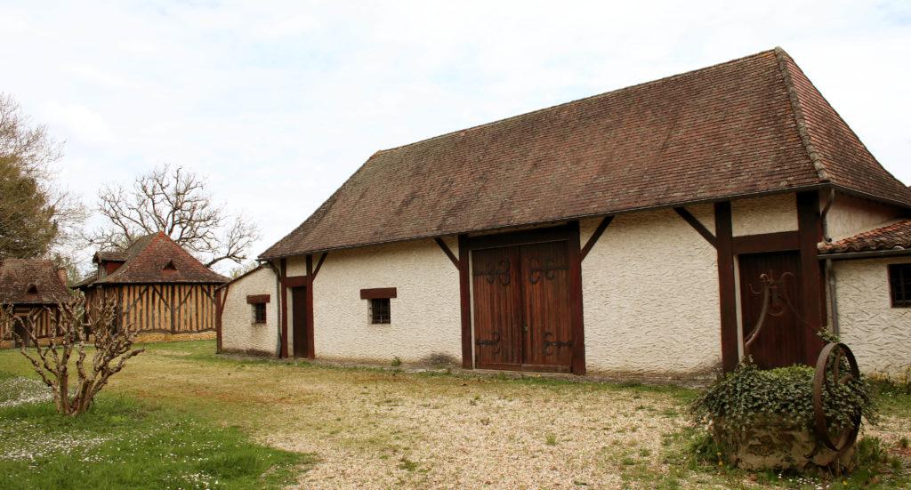 La grange du musée