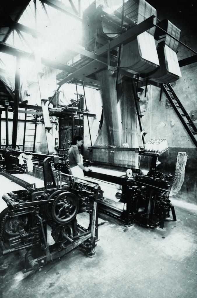 Métiers à tisser industriels