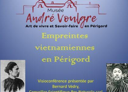 Thumbnail for the post titled: Empreintes vietnamiennes en Périgord